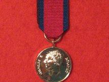 MINIATURE WATERLOO MEDAL 1815
