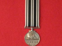 MINIATURE NEW ZEALAND OSM OPERATIONAL SERVICE MEDAL