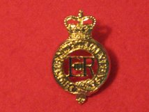HOUSEHOLD CAVALRY CAP BADGE
