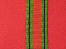 FULL SIZE DEFENCE MEDAL WW2 MEDAL RIBBON