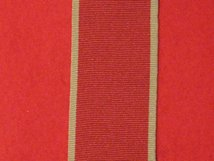 FULL SIZE MBE CIVIL MEDAL RIBBON