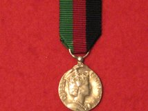 MINIATURE MALAWI INDEPENDENCE MEDAL 1964