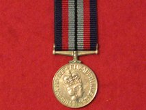 MINIATURE NEW ZEALAND ARMED FORCES MEDAL EIIR