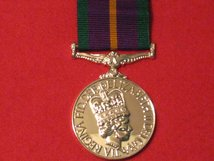 FULL SIZE ACCUMULATED CAMPAIGN SERVICE MEDAL PRE 2011