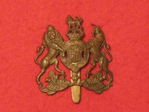 GENERAL SERVICE CORPS CAP BADGE