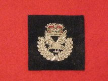 ARMY AIR CORPS AAC OFFICERS BERET CAP BADGE