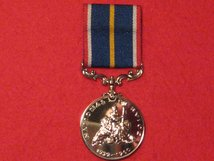 FULL SIZE COMMEMORATIVE NATIONAL SERVICE MEDAL