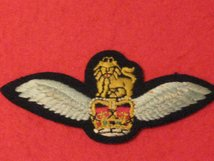 NUMBER 2 DRESS ARMY AIR CORPS PILOTS WINGS BADGE