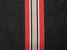 FULL SIZE BRITISH FIRE SERVICES ASSOCIATION LSGC MEDAL RIBBON
