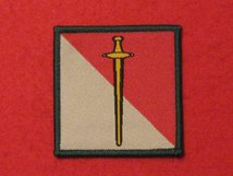 BRITISH ARMY 42ND INFANTRY BRIGADE NORTH WEST FORMATION BADGE COLOUR