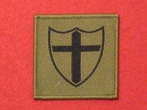BRITISH ARMY 8TH FORCE ENGINEER BRIGADE BADGE TRF BADGE
