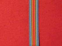 MINIATURE UNITED NATIONS UN TIMOR LESTE MEDAL UNMIT MEDAL RIBBON