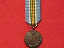 MINIATURE UNITED NATIONS ABYEI MEDAL