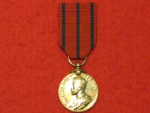 MINIATURE CORONATION MEDAL 1911 COUNTY AND BOROUGH POLICE CONTEMPORARY MEDAL