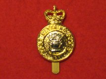 ARMY CATERING CORPS ACC CAP BADGE QC QUEENS CROWN