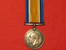 FULL SIZE BRITISH WAR MEDAL WW1 ORIGINAL MEDAL GVF NAMED TO TAYLOR