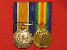 FULL SIZE ORIGINAL COURT MOUNTED WW1 SET BRITISH WAR MEDAL VICTORY MEDAL NAMED TO ELLIOTT