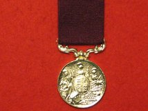 FULL SIZE ARMY LSGC MEDAL QV QUEEN VICTORIA MUSEUM STANDARD COPY MEDAL WITH RIBBON