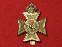 BUCKINGHAMSHIRE REGIMENT CAP BADGE
