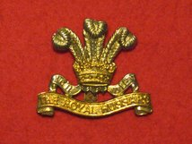 10TH ROYAL HUSSARS CAP BADGE