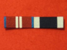 DIAMOND JUBILEE - ROYAL NAVY LSGC MEDAL RIBBON SEW ON BAR