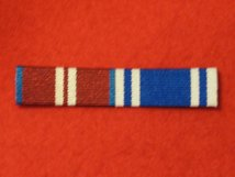 DIAMOND JUBILEE - POLICE LSGC MEDAL RIBBON SEW ON BAR