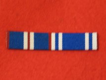 GOLDEN JUBILEE - POLICE LSGC MEDAL RIBBON SEW ON BAR