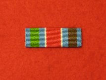 UNITED NATIONS BOSNIA UNPROFOR MEDAL RIBBON SEW ON BAR
