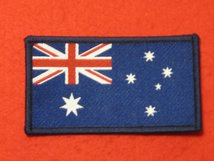 AUSTRALIA AUSTRALIAN FLAG BADGE