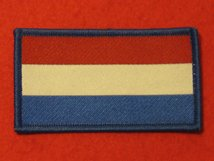 NETHERLANDS DUTCH HOLLAND FLAG BADGE