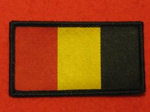 BELGIUM FLAG BADGE