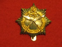 QUEENS GURKHA TRANSPORT REGIMENT CAP BADGE