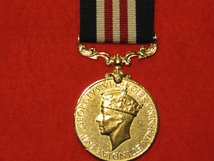 FULL SIZE MILITARY MEDAL GVI MUSEUM STANDARD COPY MEDAL WITH RIBBON