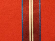 FULL SIZE QUEENS DIAMOND JUBILEE MEDAL RIBBON