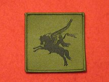 BRITISH ARMY 16TH AIR ASSAULT BRIGADE FORMATION BADGE GREEN NEW STYLE