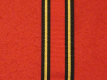 FULL SIZE ARMY BEST SHOT MEDAL RIBBON
