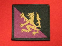 BRITISH ARMY 51ST SCOTTISH INFANTRY BRIGADE FORMATION BADGE