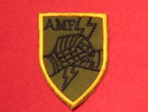 TACTICAL RECOGNITION FLASH BADGE ALLIED MOBILE FORCE AMF TRF BADGE