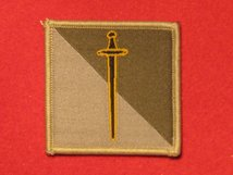 BRITISH ARMY 42ND INFANTRY BRIGADE NORTH WEST FORMATION BADGE SUBDUED