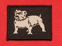 BRITISH ARMY EASTERN COMMAND FORMATION BADGE WW2 DOG FACING LEFT