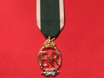 FULL SIZE ROYAL NAVAL RESERVE DECORATION MEDAL EIIR REPLACEMENT MEDAL