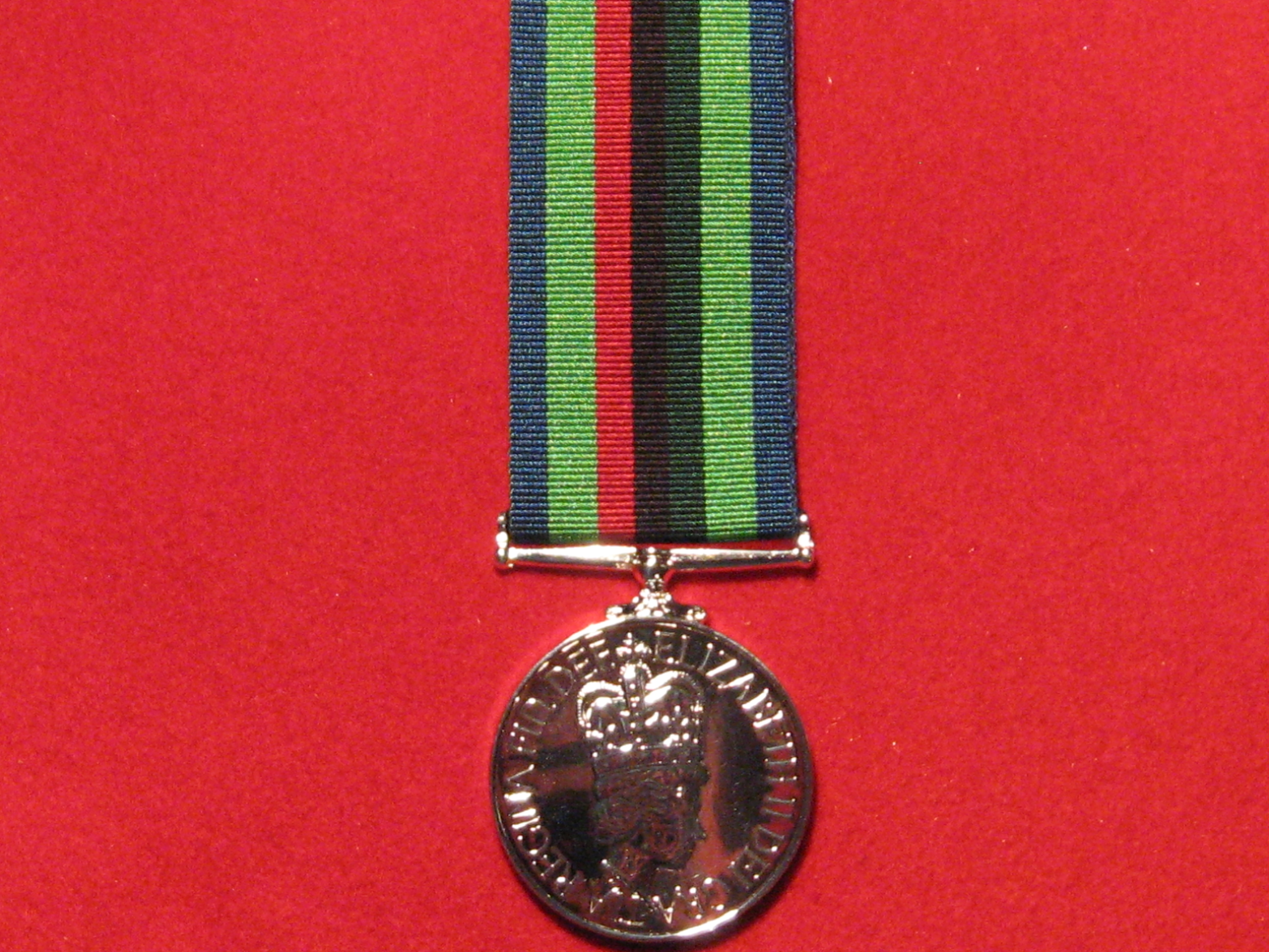 RUC Service Medal Tie Pin Badge