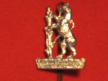 THE WARWICKSHIRE IMPERIAL YEOMANRY CAP BADGE
