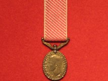 MINIATURE AIR FORCE MEDAL AFM GVI CONTEMPORARY MEDAL GVF