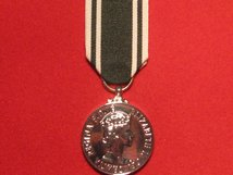 FULL SIZE AMBULANCE SERVICE LSGC MEDAL