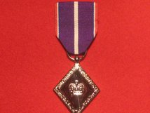 FULL SIZE COMMEMORATIVE DIAMOND JUBILEE MEDAL 2012 WITH FIXING BROOCH READY TO WEAR