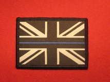 POLICE THIN BLUE LINE BADGE
