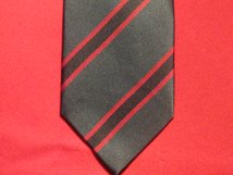 THE RIFLES POLYESTER REGIMENTAL TIE