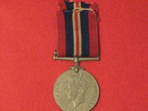 FULL SIZE END OF WAR MEDAL 1939 1945 MEDAL.