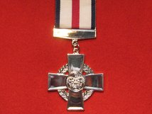 FULL SIZE CONSPICUOUS GALLANTRY CROSS MEDAL CGC REPLACEMENT MEDAL